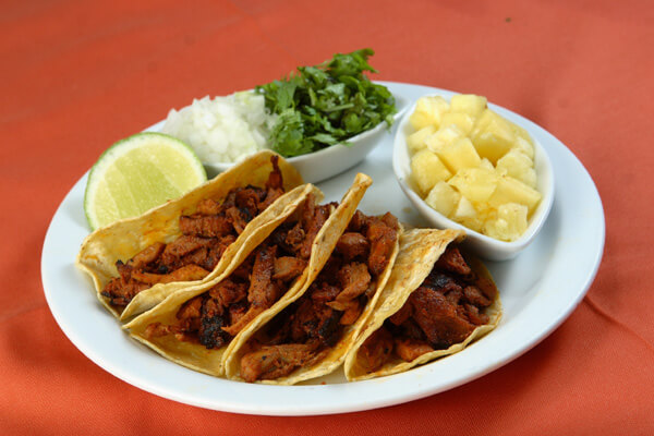 Tacos Al Pastor Recipe — Dishmaps